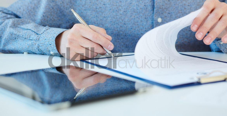 İmza Kefil Sözleşme Çek Senet Dolmakalem Sözleşme Gaziantep Ağır Ceza - Anlaşmalı Boşanma - Çekişmeli Boşanma - İşçi - İdari Dava - İş Davası - Velayet - Miras - Tüketici - Avukatı