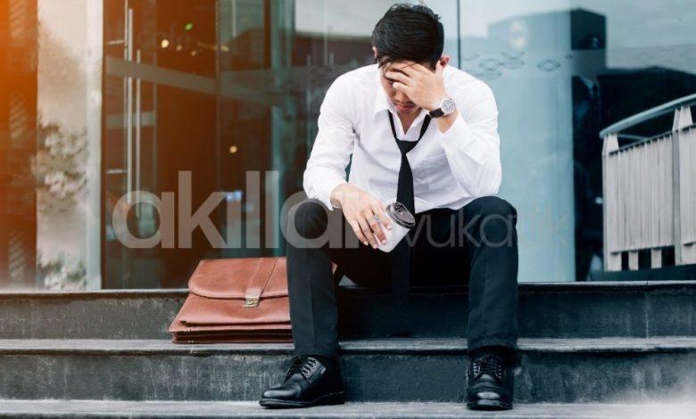 Üzgün Düşünceli Depresif Depresyon Adam Tuğla Kot Pantolon Parasız İşsiz Boş Cep Boş Cüzdan Fakir Tazminat Kovulma Gaziantep Ağır Ceza - Anlaşmalı Boşanma - Çekişmeli Boşanma - İşçi - İdari Dava - İş Davası - Velayet - Miras - Tüketici - Avukatı