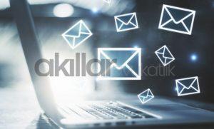 İşyeri Mail Kayıtları